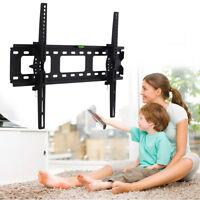 Tilt LCD LED TV Wall Mount Bracket Holder 32 34 40 42 43 46 50 52 55 60 70 Inch