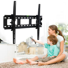 Tilt LCD LED TV Wall Mount Bracket Holder 32 34 40 42 43 46 50 52 55 60 70 Inch
