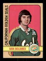 1972-73 Topps #146 Ivan Boldirev EX/EX+ RC Rookie Seals 514583