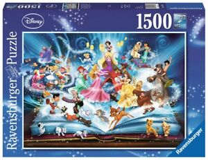 Disney Magical Storybook - Ravensburger 1500 pc Puzzle