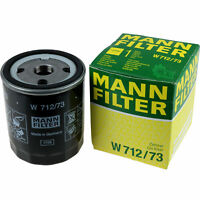 Original MANN-FILTER Ölfilter Oelfilter W 712/73 Oil Filter