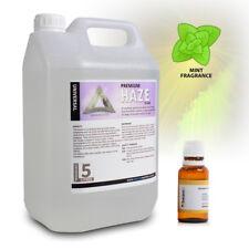 Universal Haze Machine Fluid 5L Liquid Solution Mint Scent DJ Disco Party