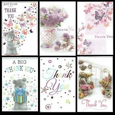 Beautiful small THANK YOU Cards / Notelets - great card designs to choose from