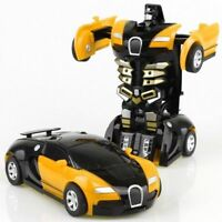 Transformers Robot Car Kids Toys Toddler Vehicle Cool Toy For Boys Birthday Gift