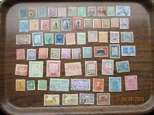 60 PARAGUAY  early issue STAMPS