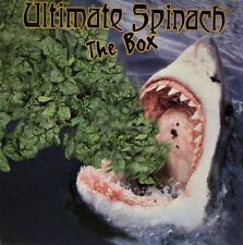 ULTIMATE SPINACH - THE BOX  3 CD's + POSTER + 20 BIT MASTERING - NEW, MINT & OOP