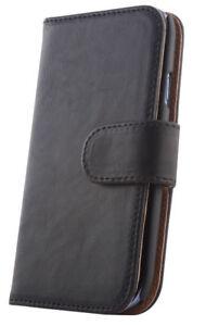 Couverture Étui pour Téléphone Portable Housse Sacoche Etui Noir i8190 Galaxy S