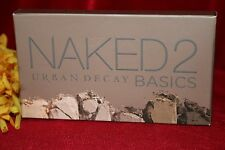 Urban Decay Naked 2 Basics Eyeshadow Lidschatten Palette NEW IN BOX AUTHENTIC
