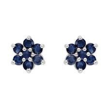 Stud Gemstone Fine Earrings