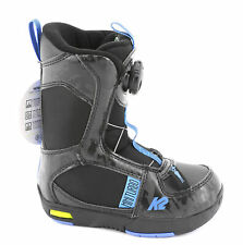 K2 MINI TURBO - Kinder Snowboard Schuhe Softboots Wintersport CH-20