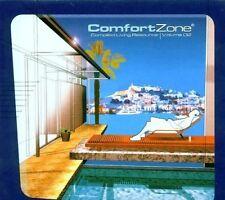 Comfort Zone 02 (2000) Sven van Hees, Tosca, Fxu, Kinobe, Nor Elle.. [CD]