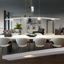 LED 20W Decken Hnge Lampe Hhen Verstellbar ALU Wohnzimmer Zug Pendel Leuchte
