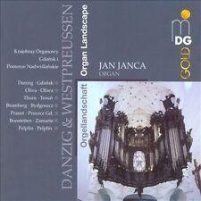 Organ Landscape: Gdansk & West Prussia, New Music
