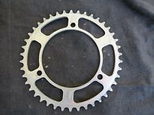 TA CRANK CHAINRING 42 TEETH VINTAGE NOS T.A. ROAD TOURING 3 BOLT PIN CHAIN WHEEL