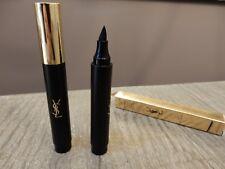 Yves Saint Laurent Couture Eye Marker - #1 Noir Scandle 2.5g/0.09oz Eye Liners !