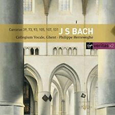 Gerard Lesne - Bach  Cantatas [CD]