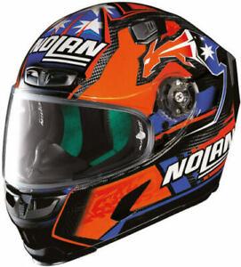 Klein X-lite X803 Carbon Casey Stoner Gratis Dunkles Visier 2020 Motorrad Helm