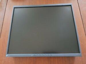 """Moniteur 19"""" 48cm EIZO FlexScan S1961 Noir Connectiques DVI-D & VGA"""
