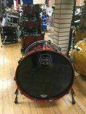 Mapex Saturn IV Cherry Mist Rosewood MH Exotic Edition Drum Set SNM529XBBRLE !
