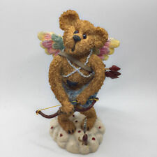 Boyds Bear Special Valentino Slipshot . Aim 'Em High Bear New In Box #82006