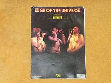 Bee Gees sheet music Edge of the Universe 1977 sheet 6 pages (VG shape)