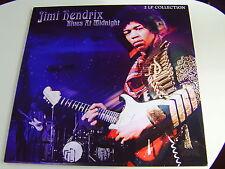 JIMI HENDRIX - BLUES AT MIDNIGHT   *LIVE1968* RARITÄT TOP ARCHIV DLP SESSION NEU