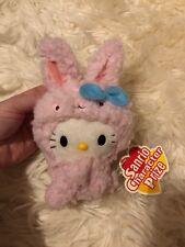 Hello Kitty Rare Japan Only Ufo Character Prize Kawaii Cute Japanese Bunny plush