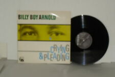 BILLY BOY ARNOLD Crying & Pleading LP Vinyl Charly CRB1016 I Ain't Got You