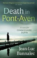 Death in Pont-Aven (Commissioner Dupin)-ExLibrary