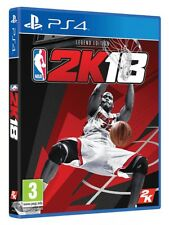 NBA 2K18 LEGEND EDITION PS4 VIDEOGIOCO ITALIANO GIOCO BASKET PLAY STATION 4 DEU