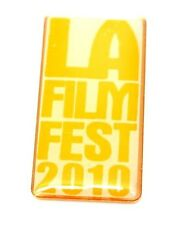 LA Film Festival 2010 Lapel Hat Pin Independent Movie Los Angeles Star Collector