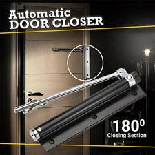 Door Closer Single Spring Adjustable Stainless Steel Automatic Door Closers US