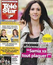 TELE STAR n°2157 03/02/2018  Fabienne Carat_Laeticia Hallyday_Tuche_Camille Lou