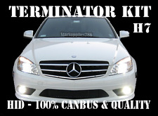 MERCEDES Benz SUPER H7 Canbus Terminator Hid Kit Xenon Conversione Kit