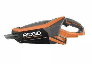 RIDGID R86090 18-Volt GEN5X Cordless Brushless Vacuum No attachments