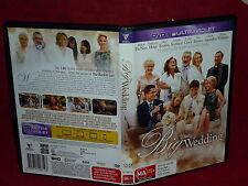 THE BIG WEDDNG (DVD, MA 15+)