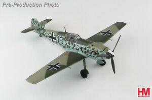 "HOBBY MASTER HA8713 1/48 BF 109E-4 I./JG 77 ""BLITZ"", FRANCE, SUMMER 1940"