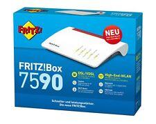 AVM Fritz!Box 7590 ADSL VDSL Vectoring WLAN 2.533MBits NEU OVP