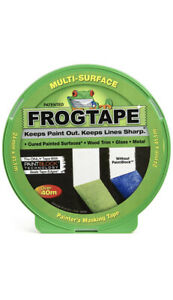 Frog Tape Green Multi Surface Painters Masking Tape 24mm x 41.1m. QUICK DISPATCH