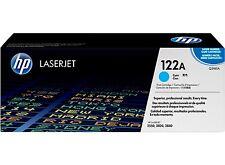 Original HP Cartouche d'encre Q3961A 122A cyan Laserjet 2550 2550L 2550LN B