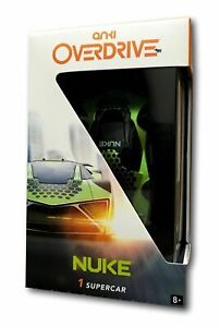 Anki OVERDRIVE Nuke Expansion Car - Brand New - Factory sealed package.