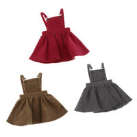 1/6 BJD Doll Clothes Suspender Skirt Bubble Dress for Blythe 12inch Dolls