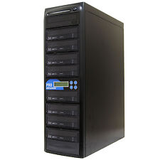 ProDuplicator 8 Burner Blu-ray BDXL M-Disc CD DVD Duplicator Multiple Copier