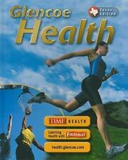 Glencoe Health Texas Student Edition New (A1)