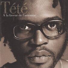 Tété CD A La Faveur De L'Automne - France (M/EX)