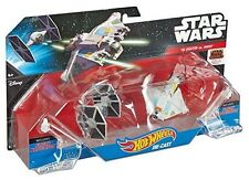 Hot Wheels Star Wars TIE FIGHTER vs GHOST - 2 Pack Disney Rebels CGW90 UK