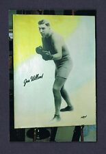 OLD RARE JESS WILLARD 30x40 large format boxing photo1915 World Champion boxer
