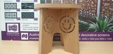 DIY Little Kids Chairs Arts and crafts Paintable chairs (Australian Made)