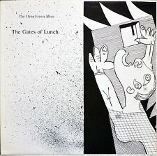 The Deep Freeze Mice - The Gates of Lunch CD