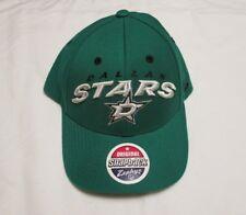 Dallas Texas Stars NHL Hockey Snapback Hat Cap Zephyr Salesman Sample NWT